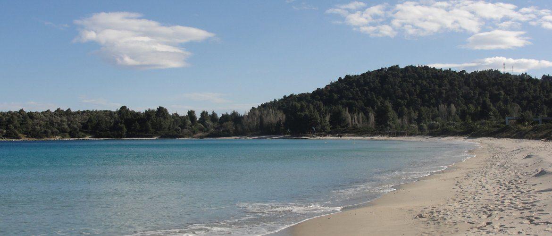 beach Paliouri Chalkidiki